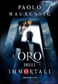 """Camino al T (Ud)                   Paolo Maurensig e il suo ultimo libro """"L'oro degli immortali"""""""