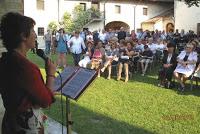 """Camino al T (Ud)    Presentazione Premio """"Premio Marinig""""   7° edizione                         2 giugno 2011"""