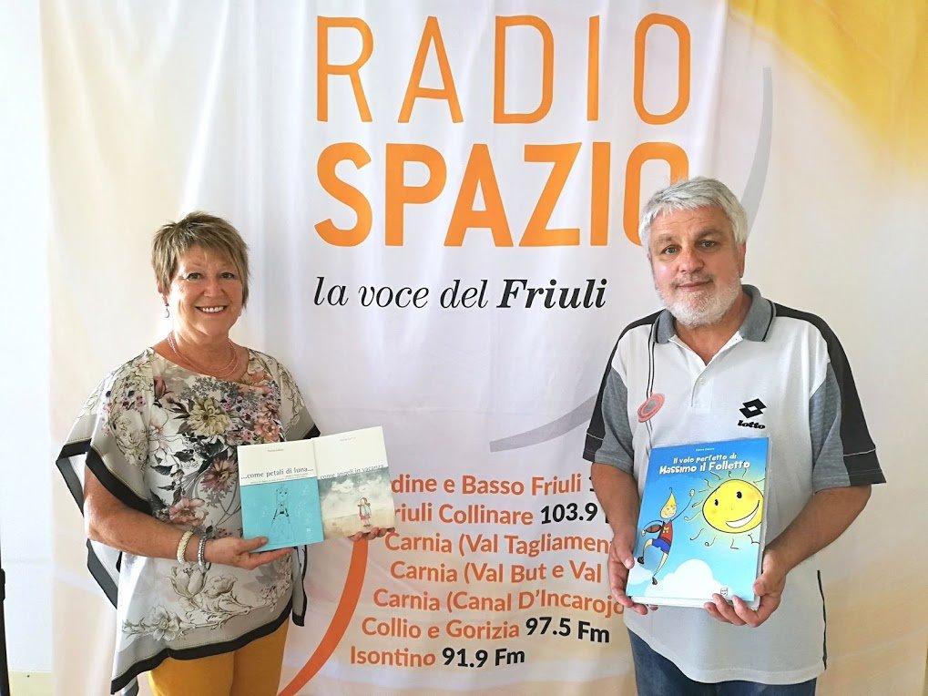 con Dino Persello  ag. 2019
