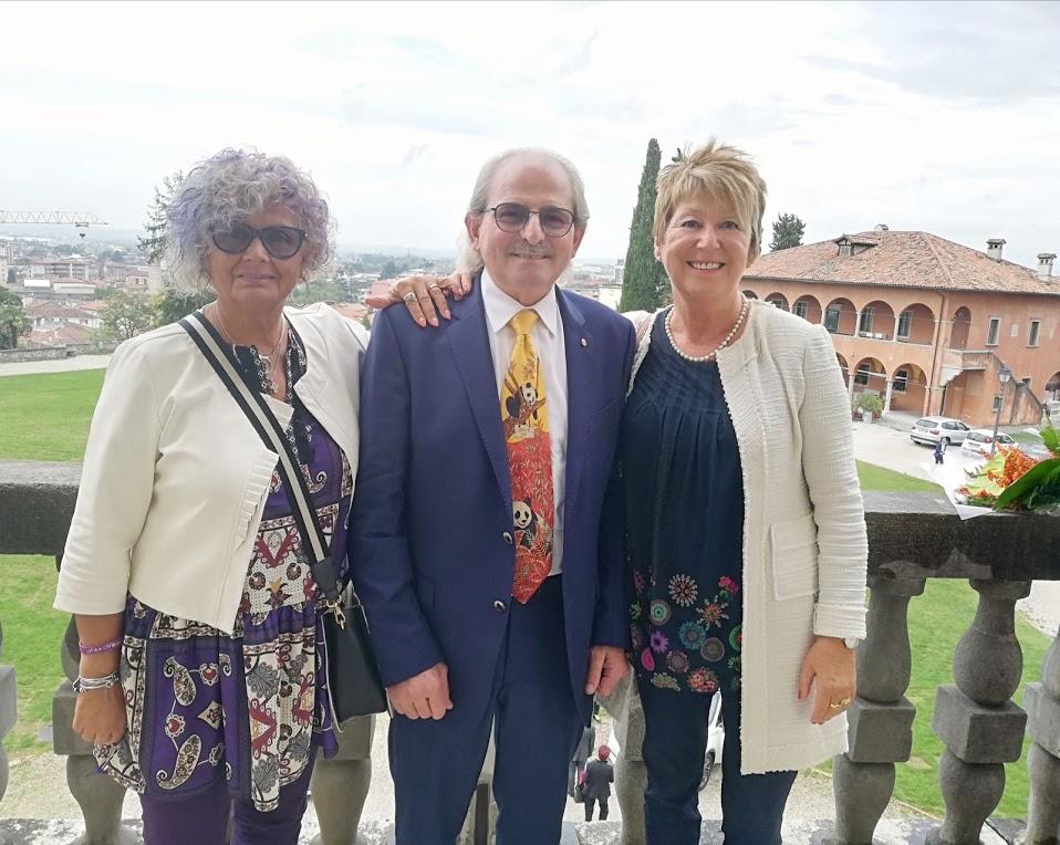 02 ottobre 2019 con Gino Sambucco e Renata Clocchiatti