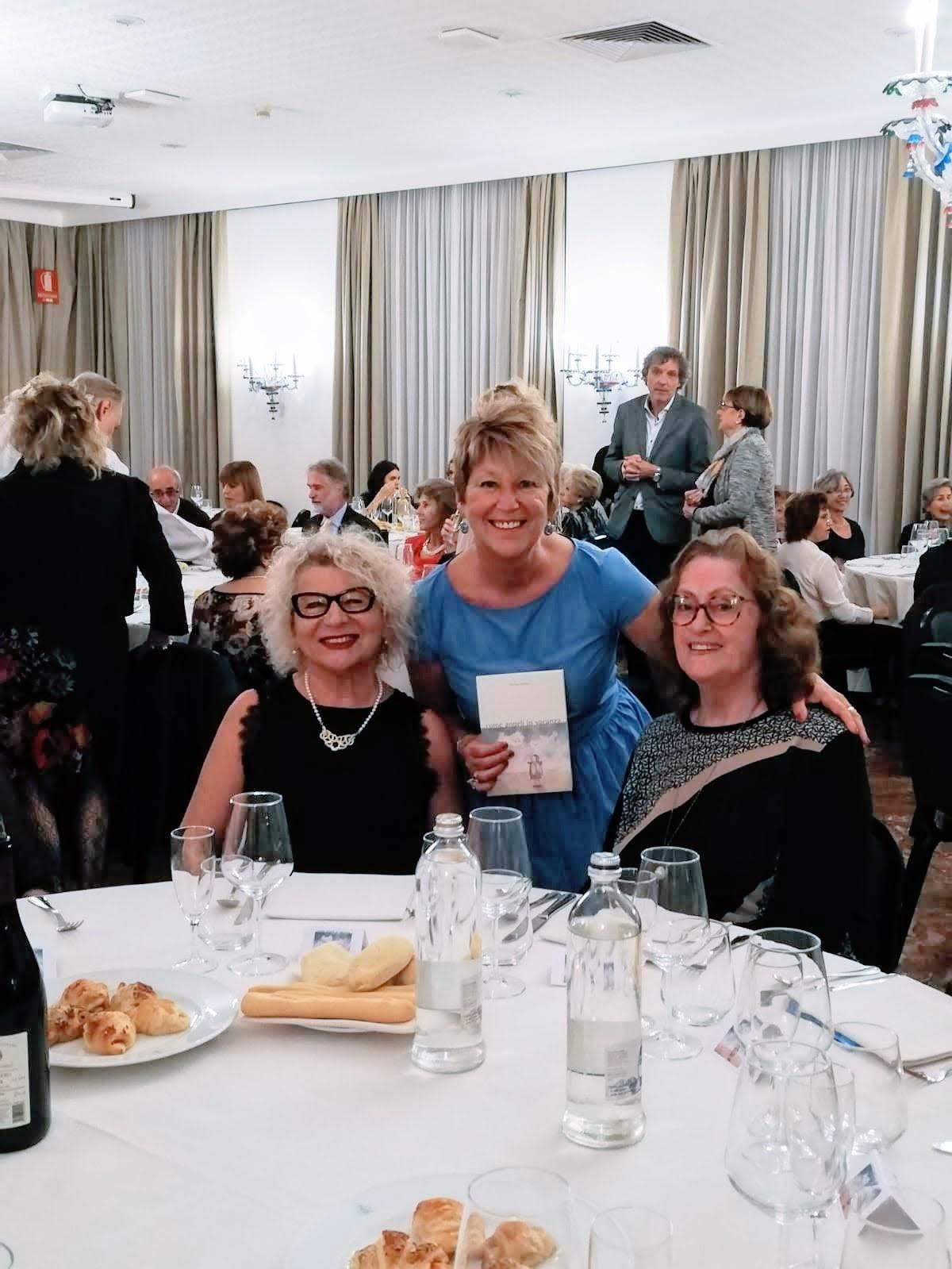 Con Loretta Fusco e Stella Pecorelli  2 ott 2019