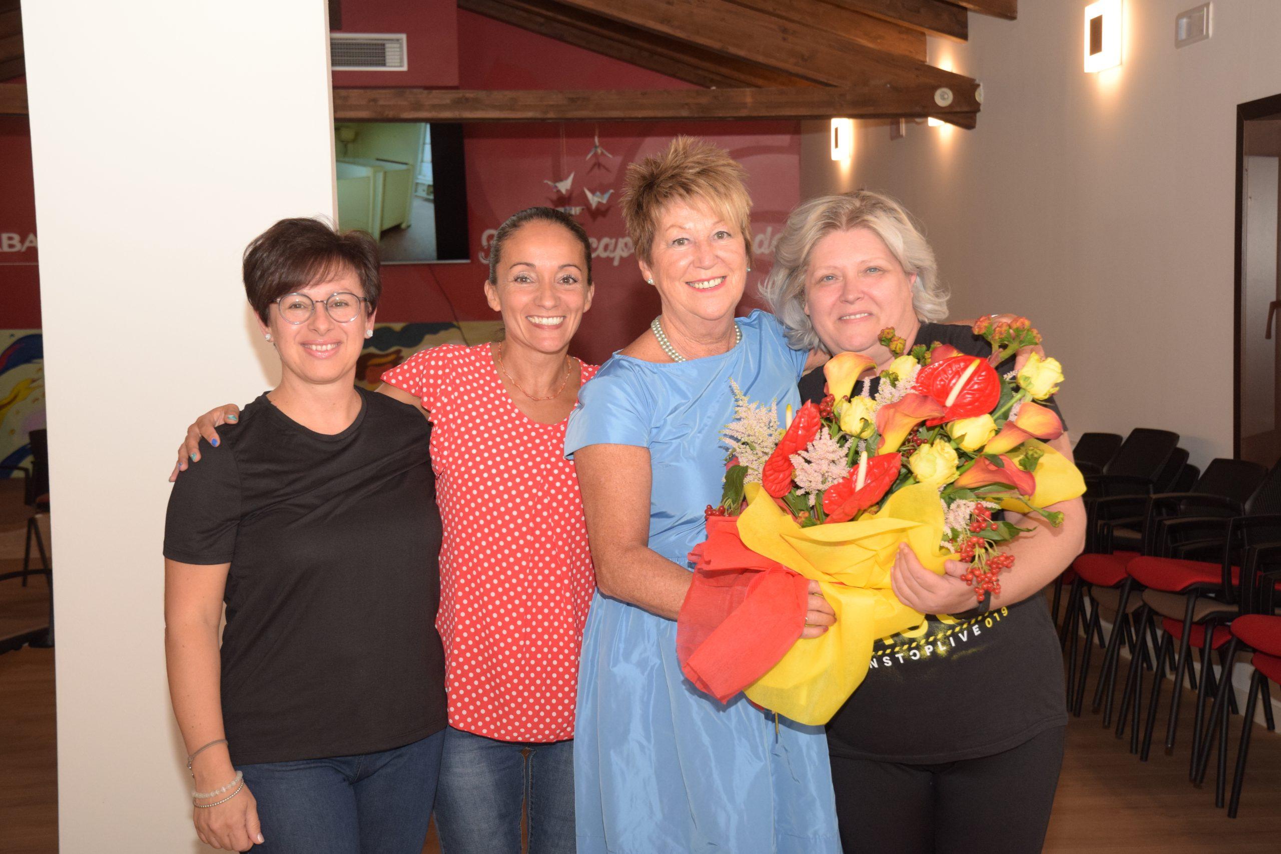 13 sett 2019 – con Silvia Urli, Samantha Ribeca, Monia Cappellaro
