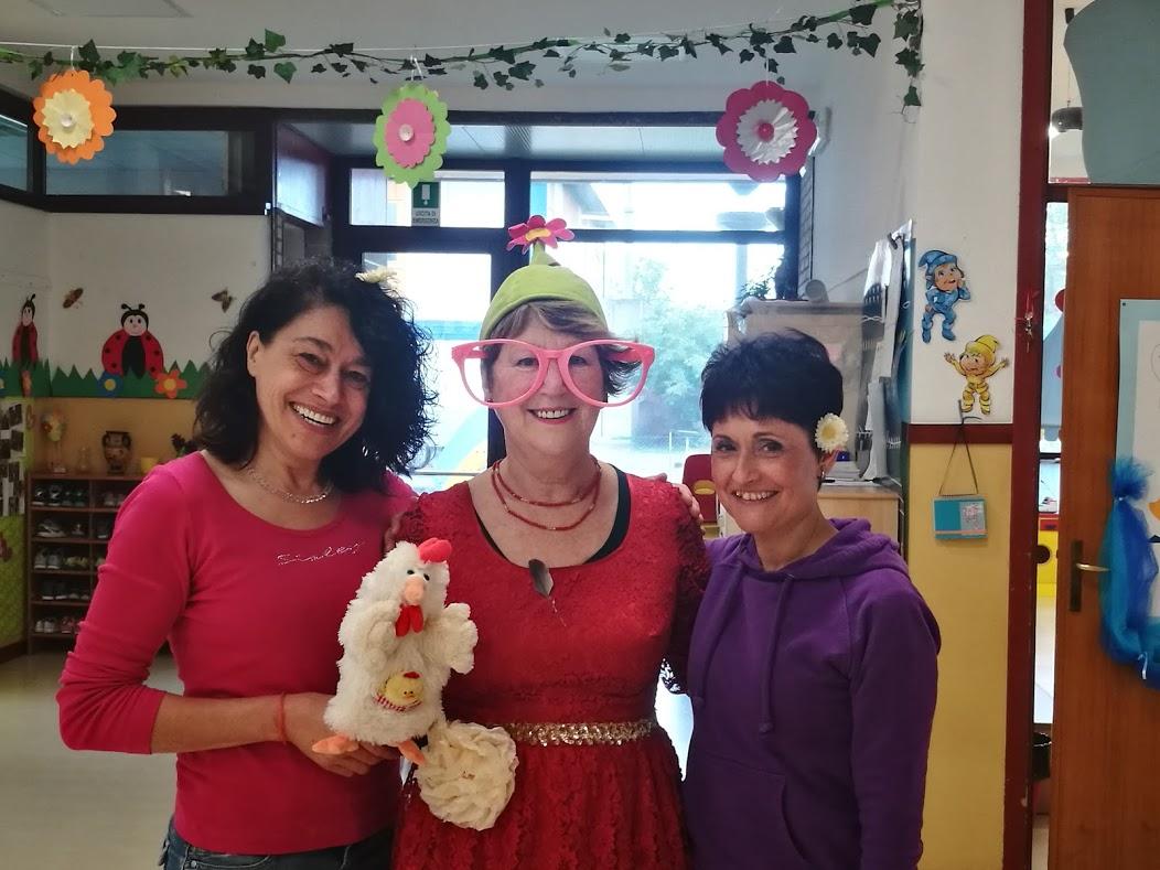 Teor – con Annetta e collega – 9 maggio 2017
