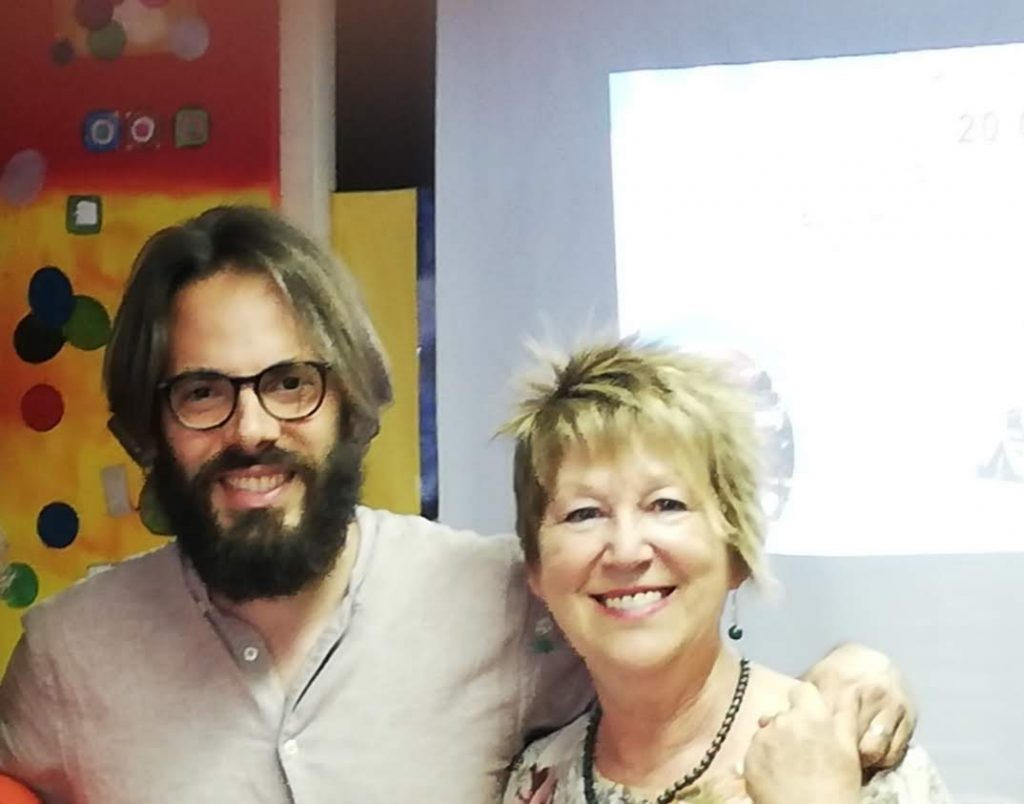 con Alberto Cancian – Accademia Città di Udine 20 giugno 2019