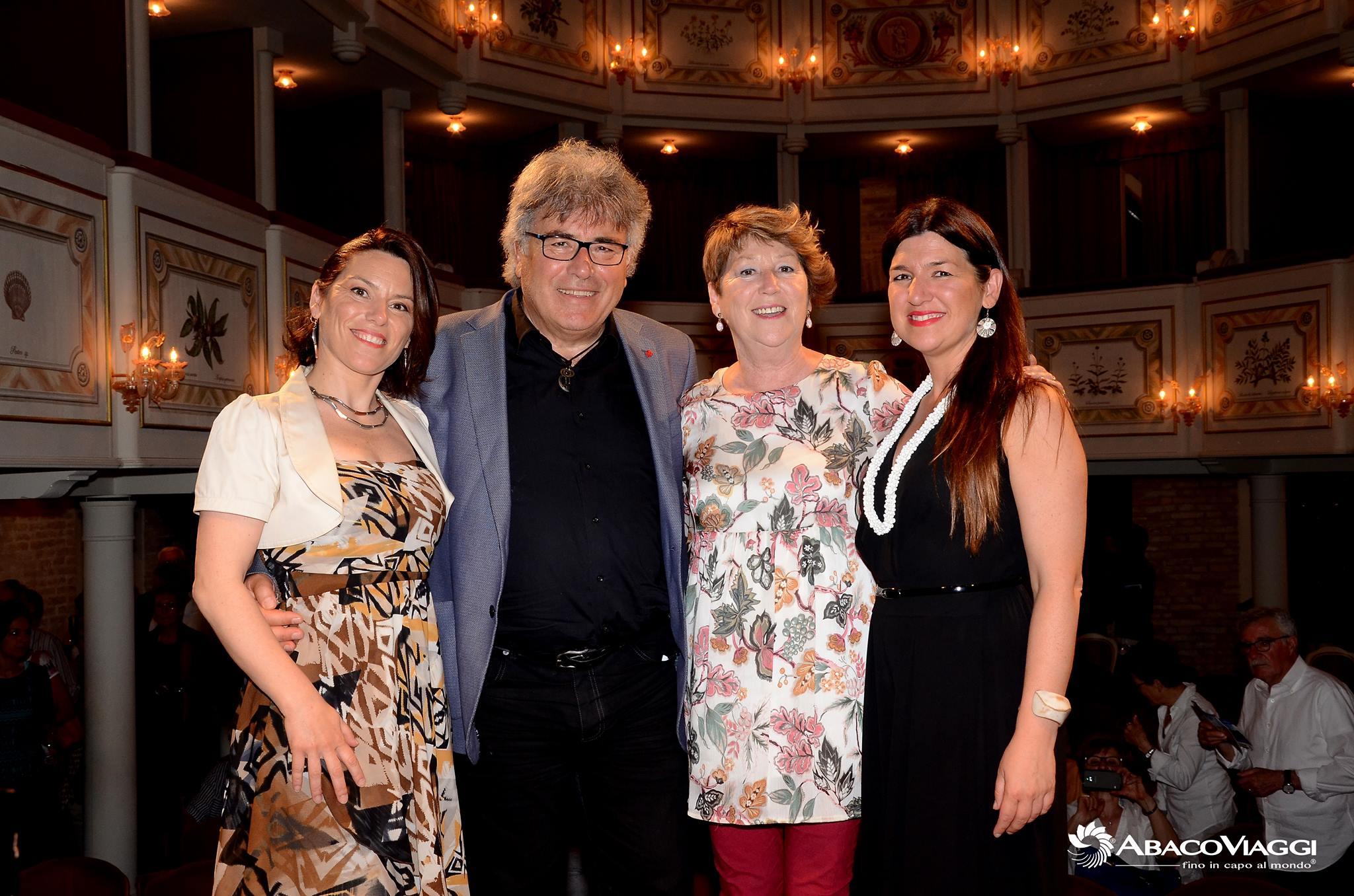 Teatro arrigoni di San Vito T (Pn) – 31 mag 17