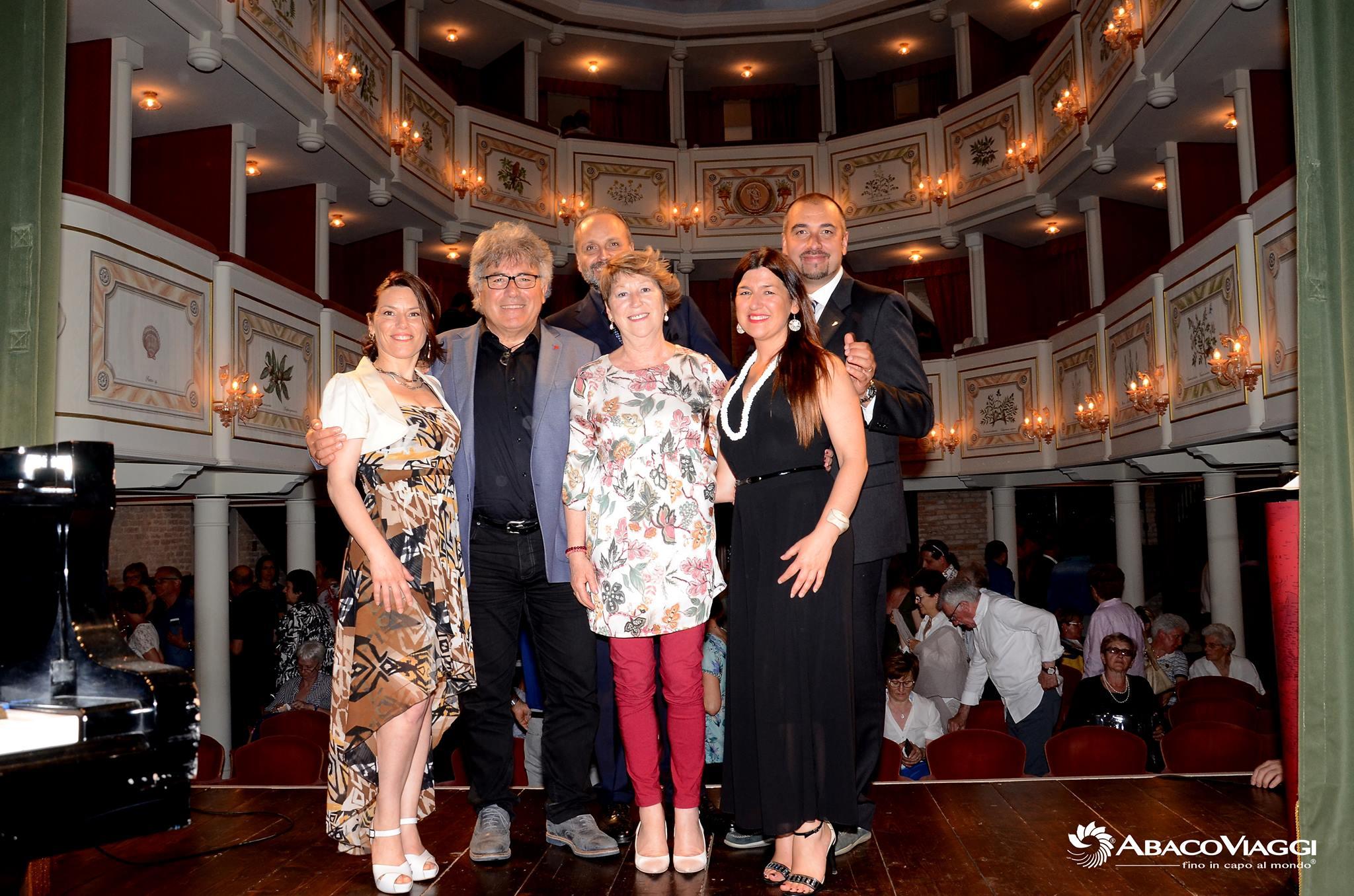 Teatro Arrigoni di San Vito T (Pn) – 8 giugno 2018