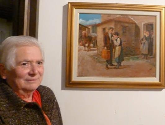FLAIBANO (Ud)    La Cultura Friulana  ricorda la scrittrice Giacomina De Michieli  20 nov. 2020
