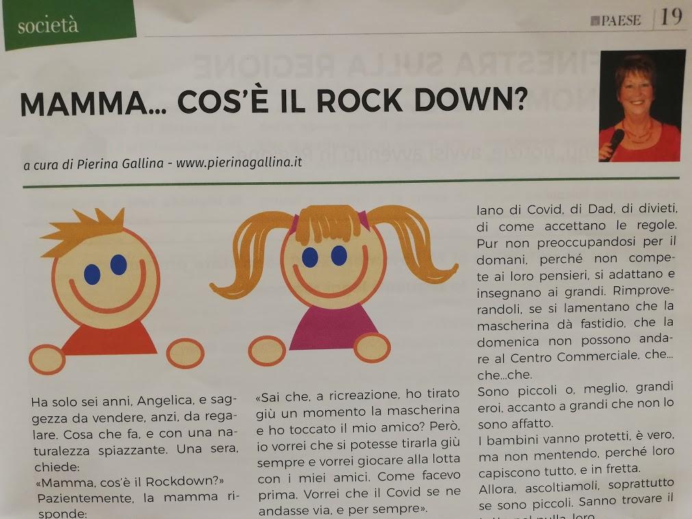 Il Paese, magazine di cultura, società e turismo del Medio Friuli          dicembre 2020