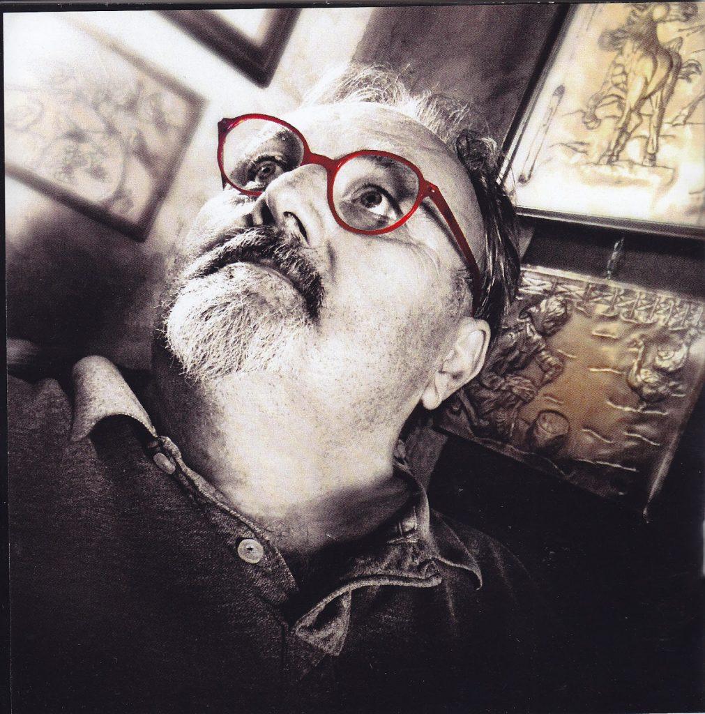 CAMINO AL T (Ud)  EMILIO SABATINI, artista del rame, con la storia nelle mani.