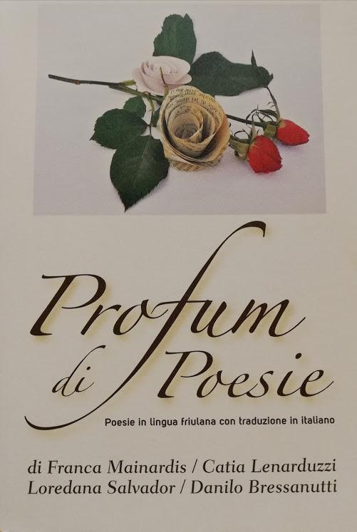 """Libro  """"Profum di poesie"""" 21"""