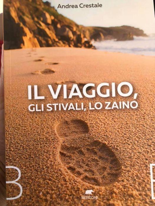 """Libro """"Il Viaggio""""  Andrea Crestale"""