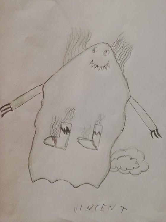 Fiaba  Il Fantasma PuzzaPuzza